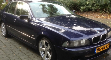 1995 528I (Defecte Motor)